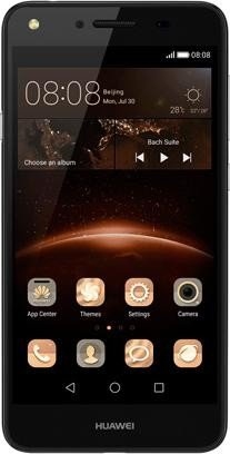 Huawei Y5 II Dual-SIM schwarz