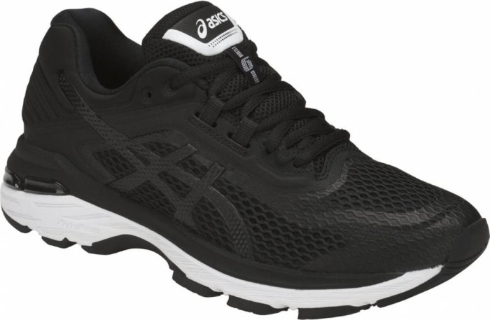 Asics GT-2000 6 black/white (Damen) (T855N-9001) ab € 59,42