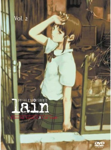 Lain - Serial Experiments Vol. 2 -- via Amazon Partnerprogramm