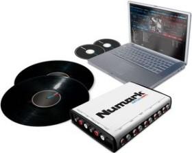Numark Virtual Vinyl Timecode Vinyl