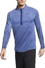 Nike Dri-FIT Shirt langarm blue void/indigo fog (Herren) (AJ5446-492)