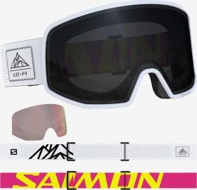 Salomon Lo Fi schwarz/weiß (408528)