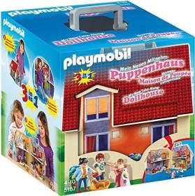 playmobil Dollhouse - My Take Along Doll House (5167)