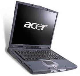 Acer TravelMate 610TXVi