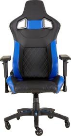 Corsair T1 Race 2018 Gamingstuhl, schwarz/blau (CF-9010014-WW)