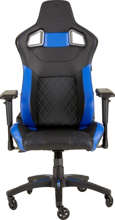 Corsair T1 Race 2018 gaming chair, black/blue (CF-9010014-WW)