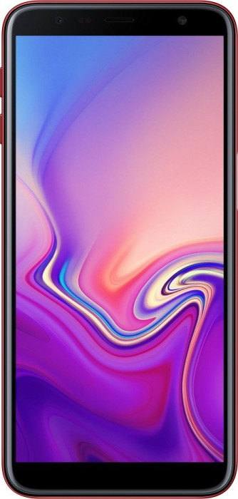 Samsung Galaxy J6+ Duos J610FN/DS red