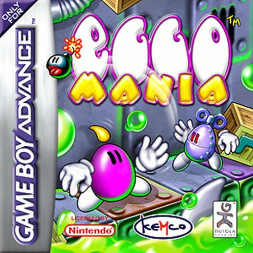 Eggo Mania (GBA) -- via Amazon Partnerprogramm