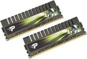 Patriot G DIMM Kit 4GB, DDR3-1600, CL9-9-9-24 (PGS34G1600ELKA)