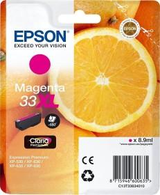 Epson Tinte 33XL magenta (C13T33634010)