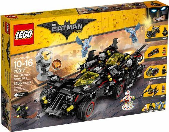 LEGO The Batman Movie - The Ultimate Batmobile (70917)