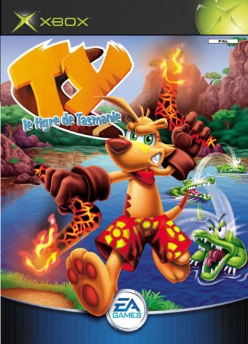 Ty The Tasmanian Tiger (deutsch) (Xbox) -- via Amazon Partnerprogramm