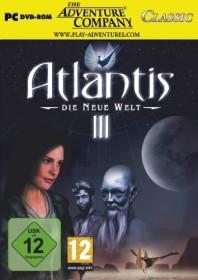 Atlantis III - Die neue Welt (PC)
