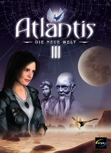 Atlantis III - Die neue Welt (deutsch) (PC) -- via Amazon Partnerprogramm