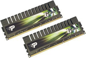 Patriot G Series DIMM kit 4GB, DDR3-1333, CL9-9-9-24 (PGS34G1333ELKA)