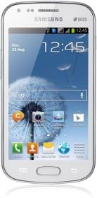 Samsung Galaxy S Duos GT-S7562 weiß
