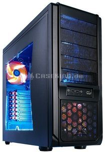 Xigmatek Midgard-W USB 2.0 with X-side panel window (CPC-T55DB-X01) -- (c) caseking.de