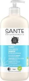 Sante Family Extra Sensitiv Shampoo Bio-Aloe Vera & Bisabolol, 500ml