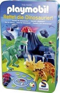 playmobil Rettet die Dinosaurier (80148) -- © Schmidt Spiele