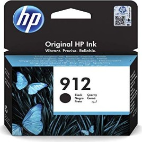 HP Tinte 912 schwarz (3YL80AE)