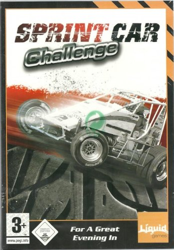 Sprint Car Challenge (German) (PC) -- via Amazon Partnerprogramm