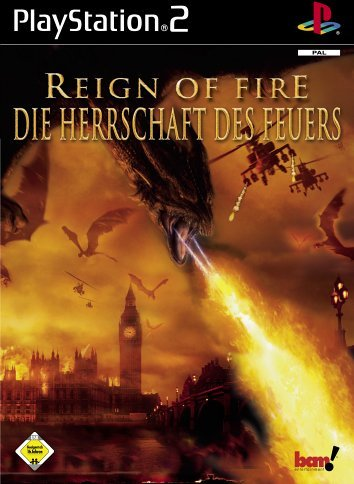 Reign of Fire (niemiecki) (PS2) -- via Amazon Partnerprogramm