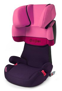 Cybex Solution X-Fix Candy Colours
