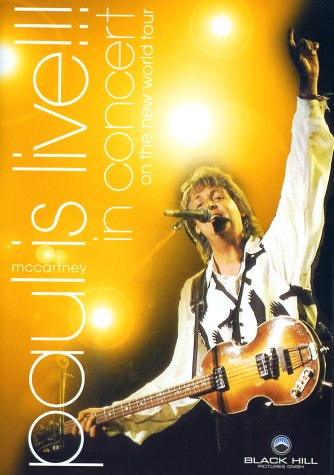 Paul McCartney - Live on The New World Tour -- via Amazon Partnerprogramm