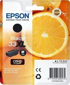 Epson Tinte 33XL schwarz (C13T33514010)