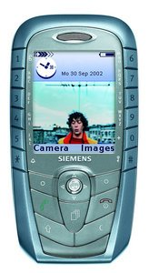 Vodafone D2 BenQ-Siemens SX1 (various contracts)