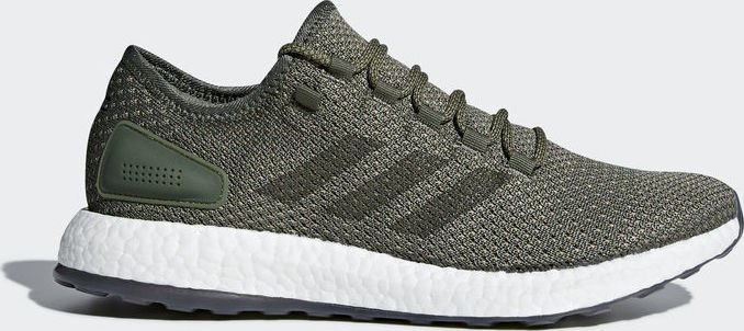 ebc097f92f1276 adidas Pure Boost Clima base green night cargo trace cargo (men ...