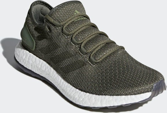 ca95ae65e64d adidas Pure Boost Clima base green night cargo trace cargo (men) (BY8896)  starting from £ 0.00 (2019)