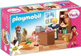 playmobil Heidi - Dorfladen der Familie Keller (70257)