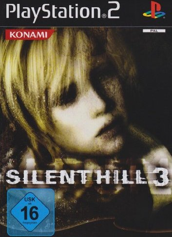 Silent Hill 3 (niemiecki) (PS2) -- via Amazon Partnerprogramm