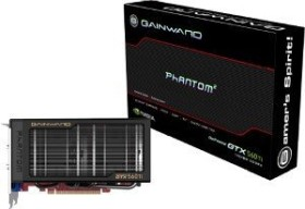 Gainward GeForce GTX 560 Ti Phantom, 1GB GDDR5, VGA, 2x DVI, HDMI (1831)