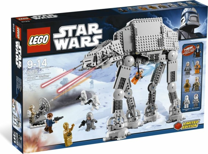LEGO - Star Wars Episodes I-VI - AT-AT Walker (8129) -- via Amazon Partnerprogramm