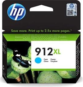 HP Tinte 912XL cyan (3YL81AE)