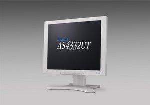 "iiyama AS4332UT, 17"", 1280x1024, dual digital, 4xUSB Hub"