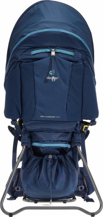 be0b4664c6b Deuter Kid Comfort Pro baby carrier midnight (31161-3001) starting ...