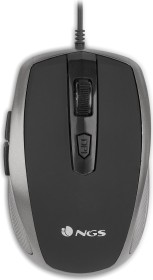 NGS Tick Wired Mouse silber, USB (NGS-MOUSE-0986)