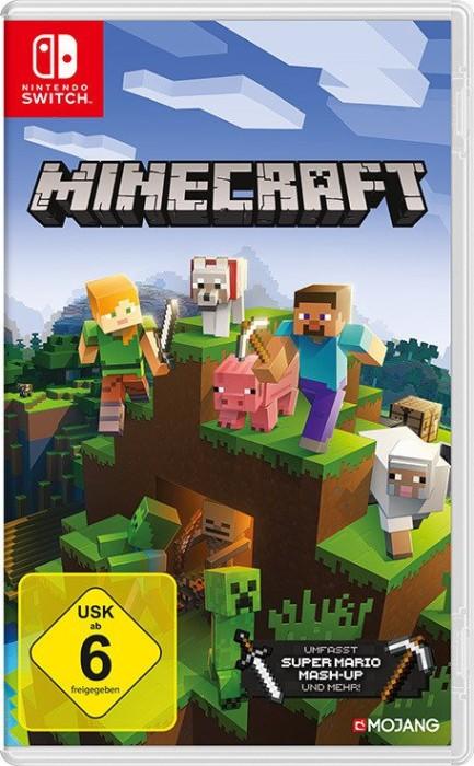 Minecraft Deutsch Switch Ab At Preisvergleich - Minecraft spiele filme auf deutsch