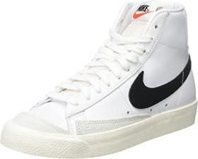 Nike Blazer Mid '77 white/sail/black (Damen) (CZ1055-100)