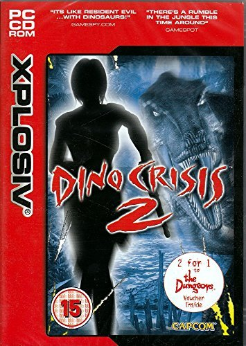 Dino Crisis 2 (niemiecki) (PC) -- via Amazon Partnerprogramm