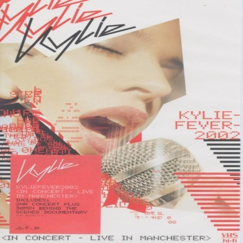 Kylie Minogue - Fever 2002: Live in Manchester -- via Amazon Partnerprogramm