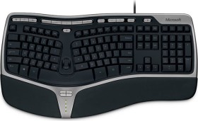 Microsoft Natural Ergonomic Keyboard 4000, USB, DE (B2M-00001)