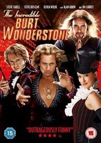 The Incredible Burt Wonderstone (DVD) (UK)