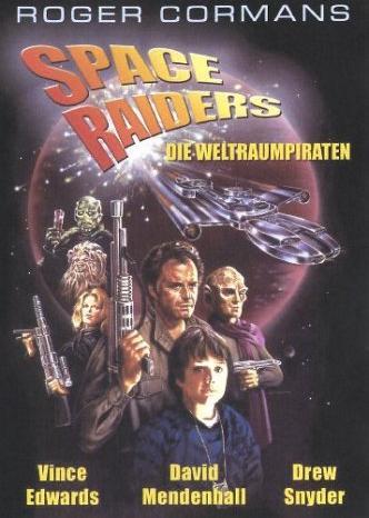 Space Raiders - Die Weltraumpiraten -- via Amazon Partnerprogramm
