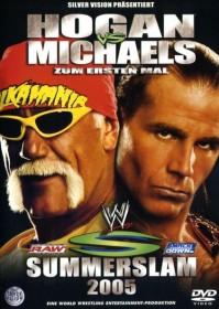 Wrestling: WWE - Summerslam 2005 (DVD)