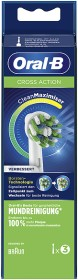 Oral-B Aufsteckbürsten CrossAction CleanMaximiser weiß, 3er-Pack