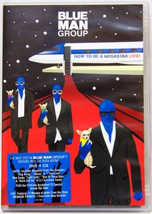 Blue Man Group - How To Be A Megastar Live! (Blu-ray) -- © bepixelung.org